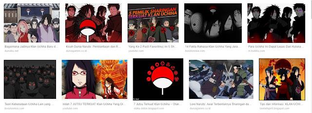 11 Fakta Menarik Tentang Klan Uchiha Dalam Anime Naruto