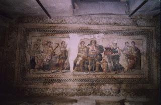 5. Dionysos Mozaiği