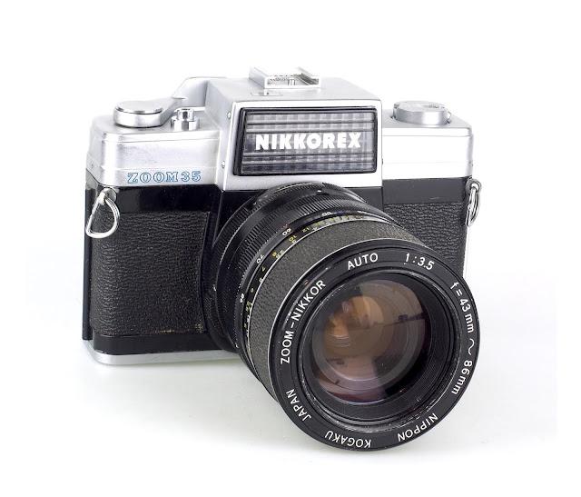 Nikkorex Zoom (Japan, 1963-1965)