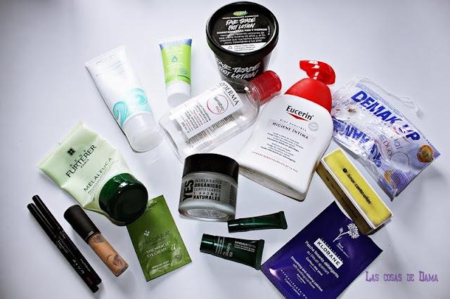 Productos terminados acabados beauty facial corporal cabello