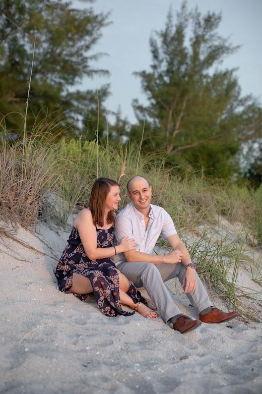 Captiva Sunset Engagement