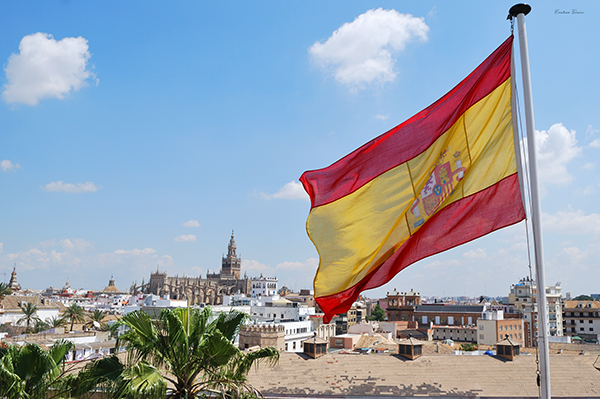 view rooftop seville spain