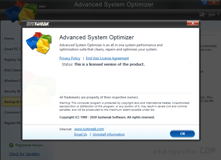 Gratis Download Advanced System Optimizer Full Crack Terbaru