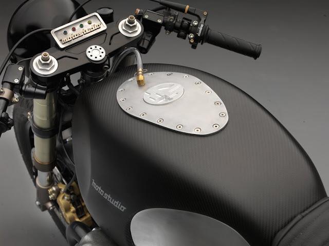 Moto Guzzi By Moto Studio Hell Kustom