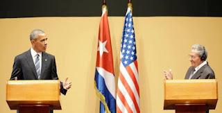 Castro pidió a Obama levantar el bloqueo