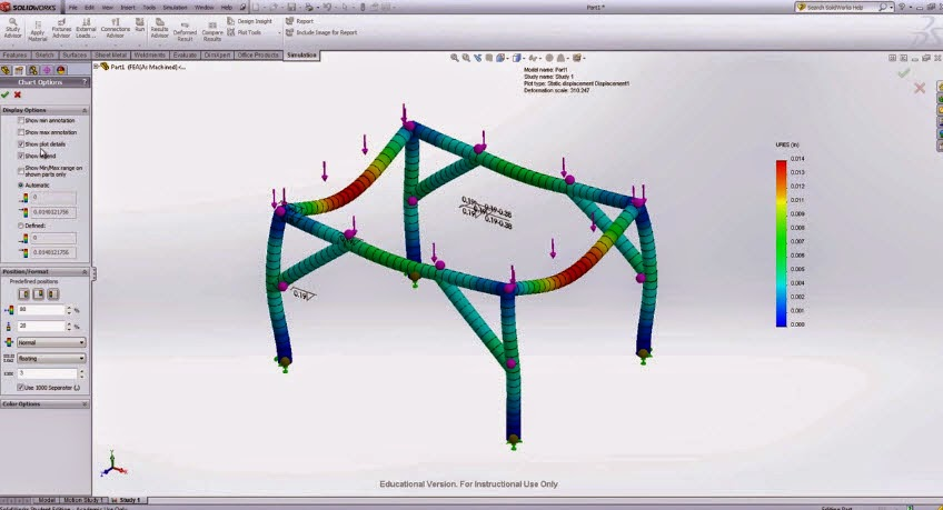 How to SolidWorks Weldments and Frame Stress Analysis - SolidWorks Share