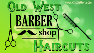 Kristin Holt | Old West Barber Shop Haircuts