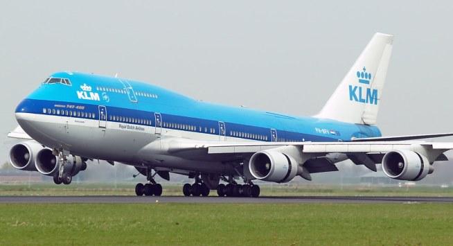 الخطوط الملكية الهولندية KLM كي إل إم
