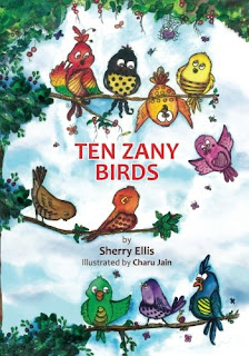Book Review: Ten Zany Birds by Sherry Ellis