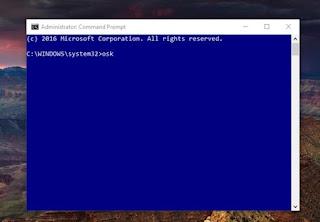 5 Cara Membuka On Screen Keyboard di Windows 10