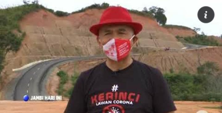 Bupati Kerinci Adirozal Dorong Pengembangan Wilayah Kabupaten Kerinci