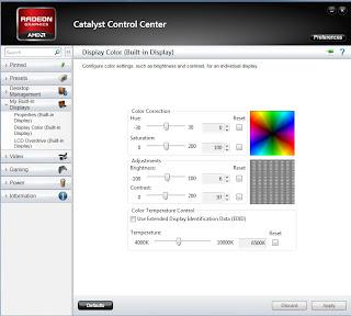 Lenovo Y560: Reducing The gradients  - leshcatlabs net