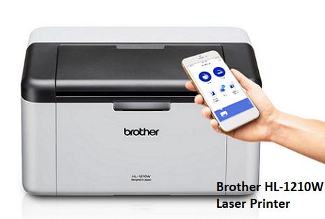 printer murah Brother HL-1210W Laser Printer