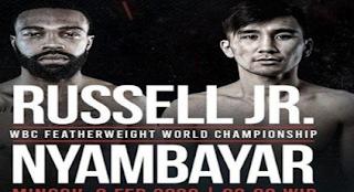 Nonton Bareng Pertarungan Gary Russell, Jr. vs Tugstsogt Nyambayar di Mola TV