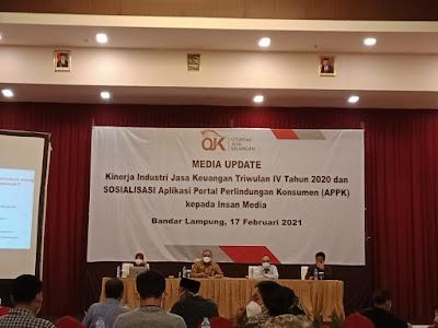 Program Relaksasi Kredit dan PEN di Lampung Tercatat Cukup Baik