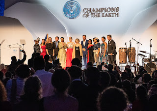 UNEP Champions Of The Earth Award 2020