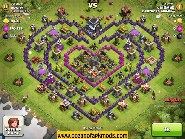 COC Gameplay Screenshot