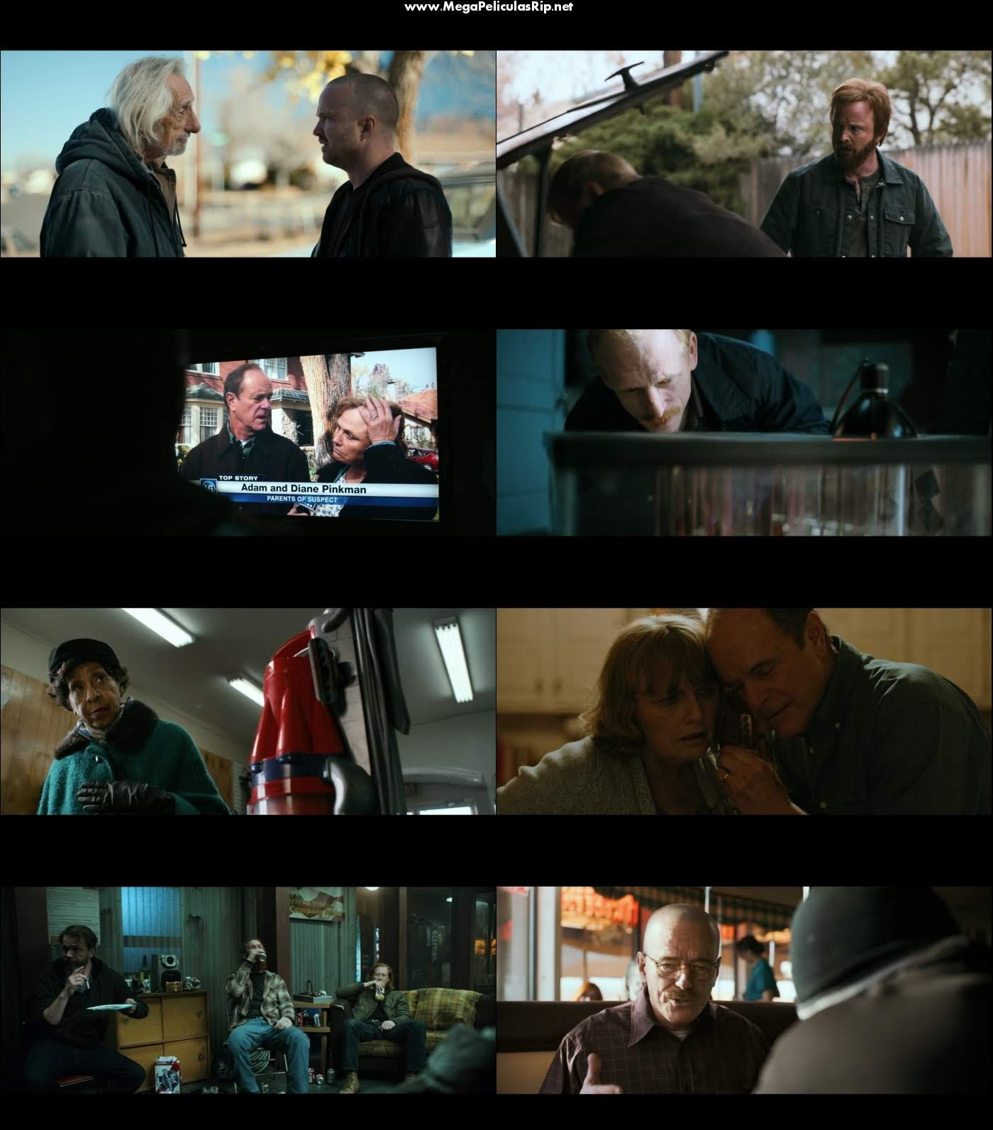 El Camino Una Pelicula De Breaking Bad 1080p Latino