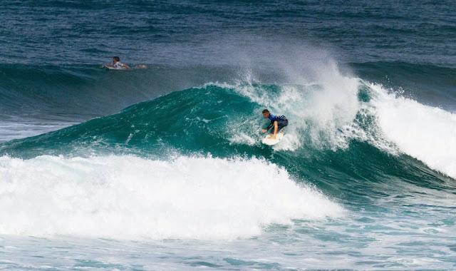 60 Vans World Cup of Sufing 2014 Beyrick De Vries Foto ASP