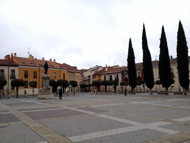 visitar la ciudad desconocida de Palencia