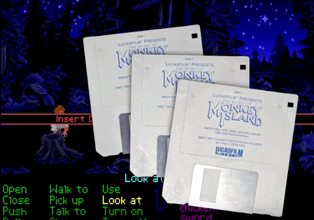 RetroAhoy Releases YouTube Video On Monkey Island
