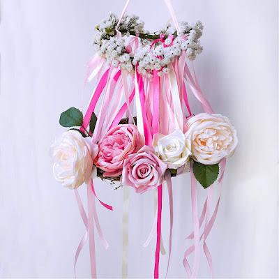 Satin Ribbons Decoration