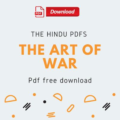 The Art Of War Pdf Free Download