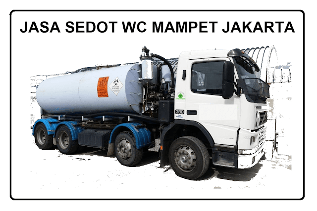 JASA SEDOT WC MAMPET JAKARTA
