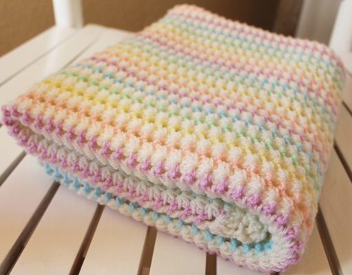 Starlight Baby Blanket - Free Pattern