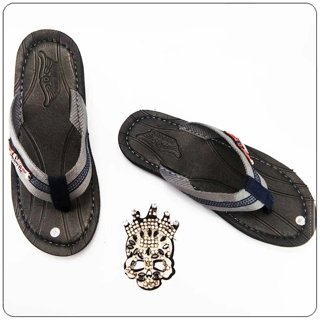 Sandal Sol Pria Terlaris- Sandal Sol Spon Pria CPC