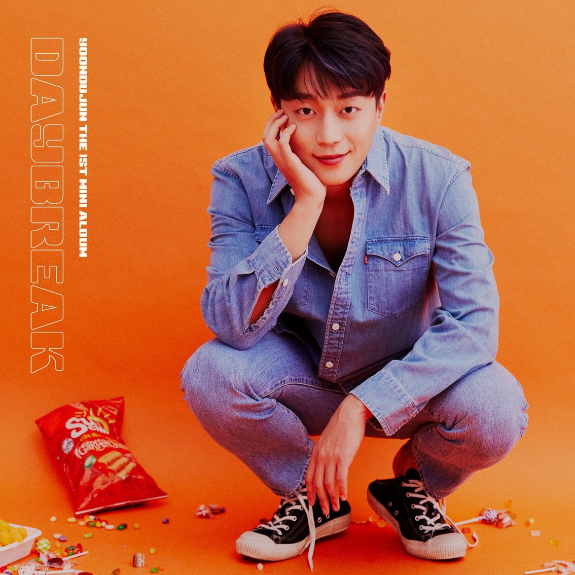 YOON DU JUN (윤두준) Daybreak First Mini Album