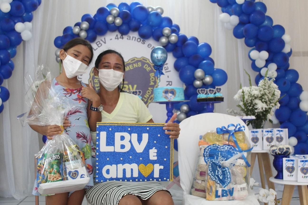 LBV - 44 anos de trabalho, no amparo às famílias vulneráveis no RN -  Tribuna de Noticias