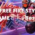 Free Fire Name Boss ꧁༒☬boss ☬༒꧂ [Stylish Boss Free Fire Name]