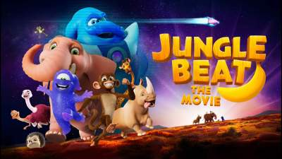 Jungle Beat - The Movie 2021 Full Movie Hindi Dubbed Dual Audio 480p HD