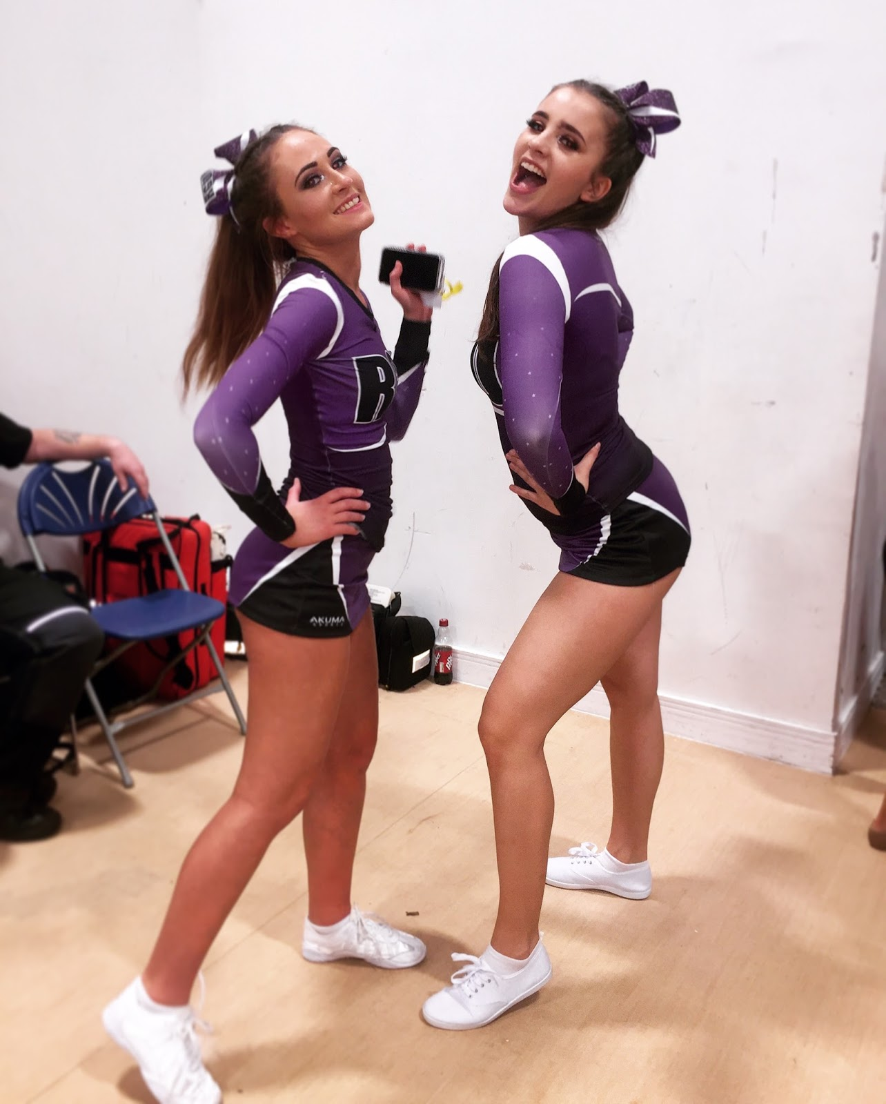 RGU Sports Cheerleading Cheerleader