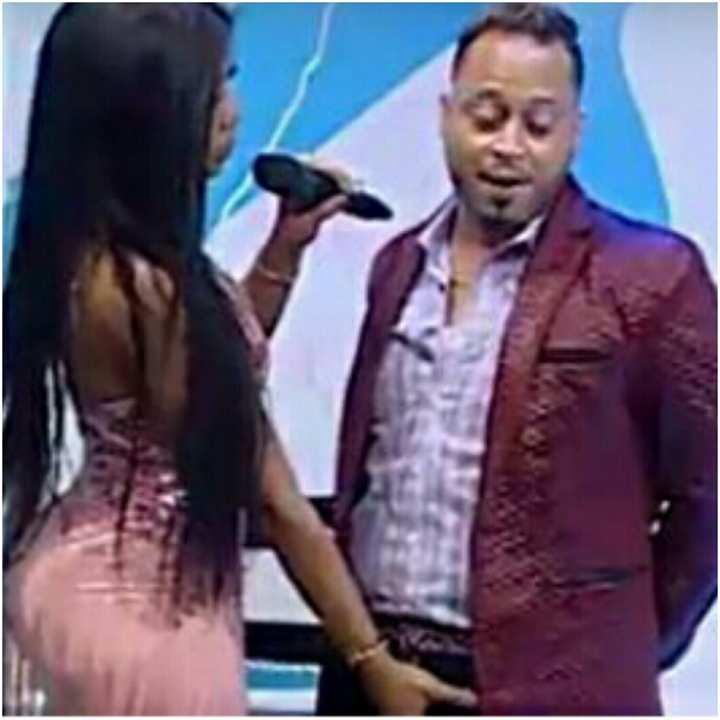 Resultado de imagen para Otra Presentadora Dominicana Agarrando Pene En Tv En vivo