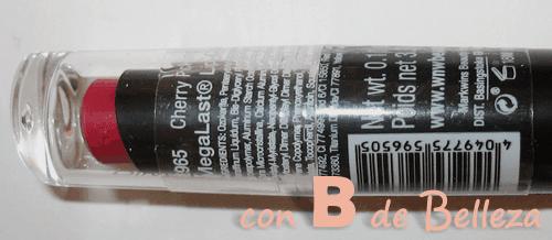Barra de labios Mega last