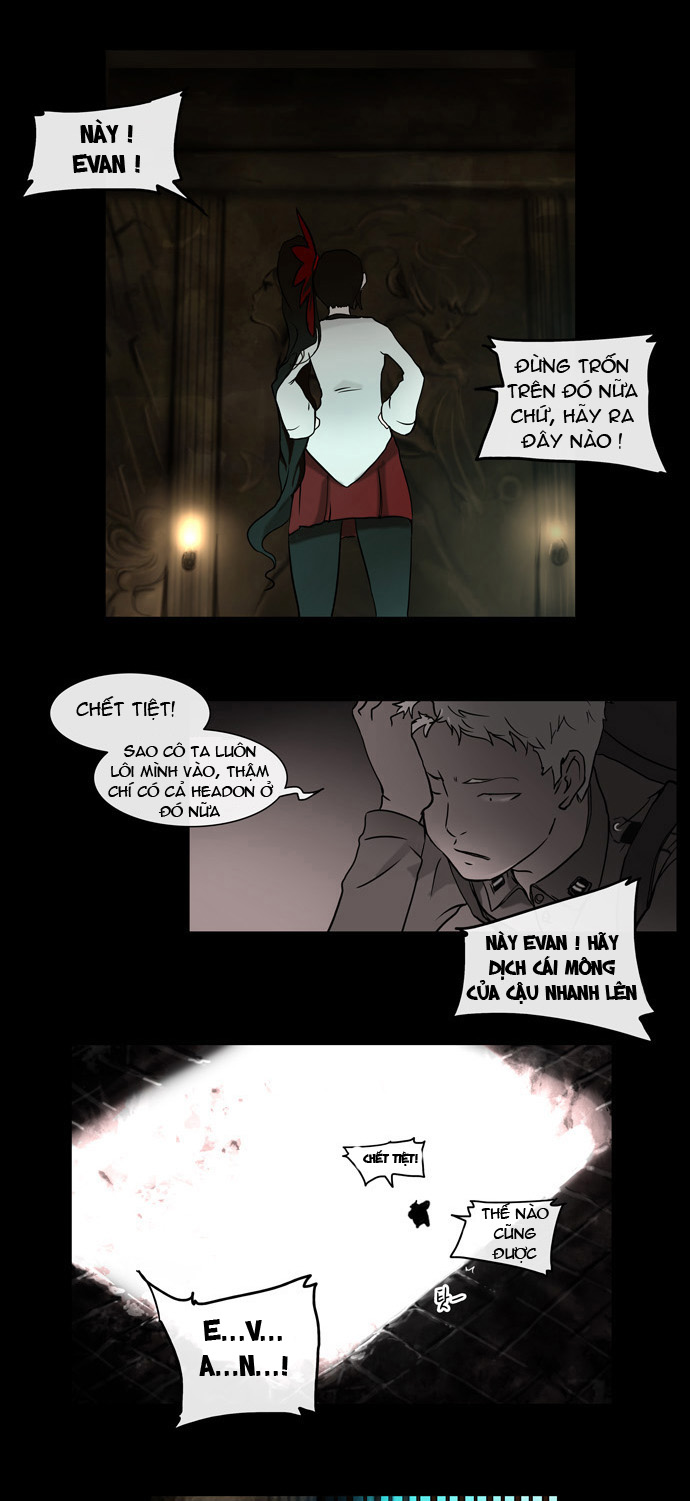 Tower of God chapter 2 trang 17