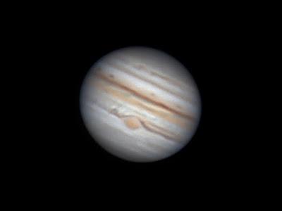 Júpiter, 27/08/2021 21:54 UT