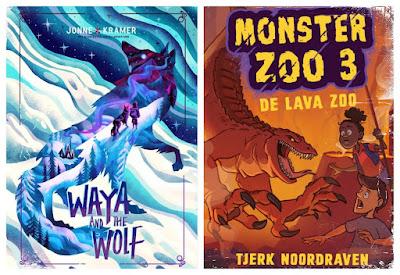Waya en de wolf, De lava zoo