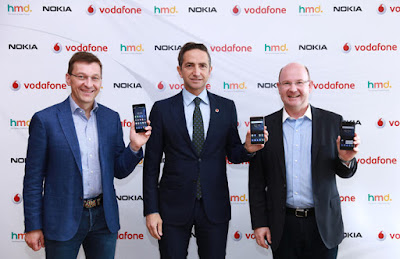 Nokia 3, Nokia 5 and Nokia 6 Android Smartphones launched in Turkey