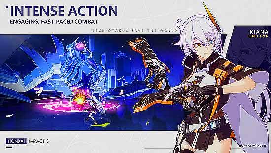 Honkai Impact 3 Apk Mod Unlimited