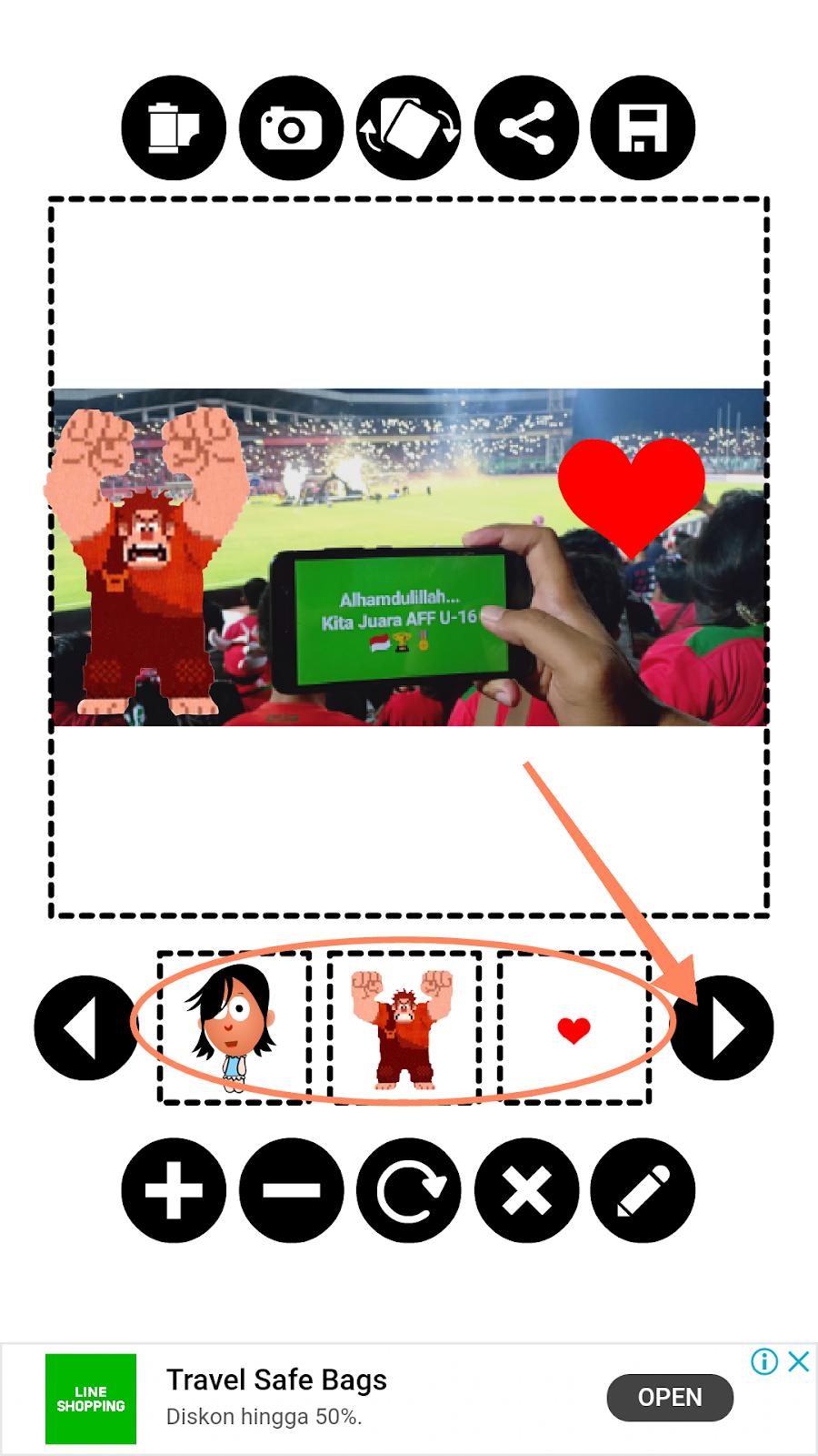 Cara Membuat Stiker Bergerak Lucu Di Status Whatsapp Info Android