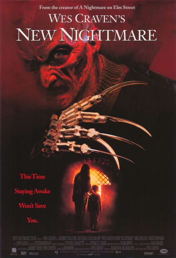 "Movie Review: ""Wes Craven's New Nightmare"" (1994)"