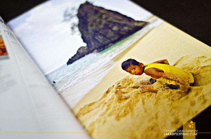 InFlight Traveller Calayan Island