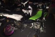 Razia Knalpot Brong, 12 Motor Diamankan Polisi Surakarta