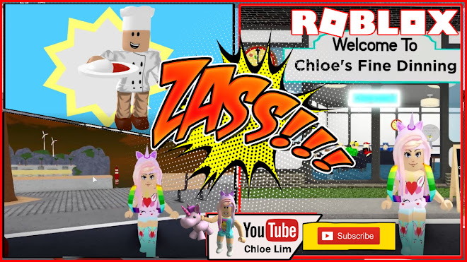 Chloe Tuber Roblox Restaurant Tycoon 2 Gameplay Welcome To