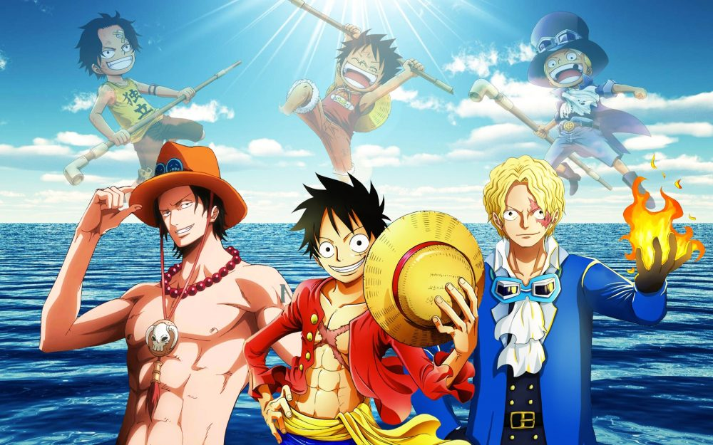 Alasan Mengapa Anime One Piece Sangat Menarik Untuk Ditonton