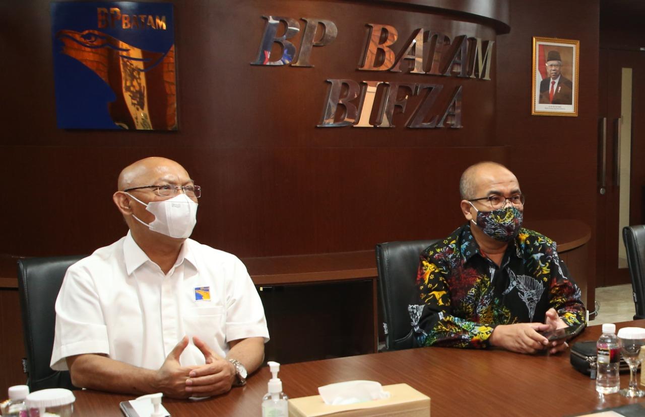 BP Batam Kembali Raih Opini WTP, Lima Kali Berturut-Turut