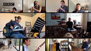 BBC Lockdown Orchestra
